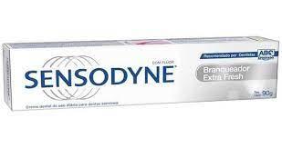 CREME  D SENSODYNE BRANQ EX FR 90G
