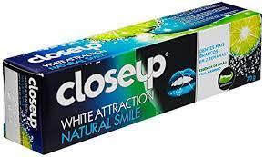 CREME DENTAL CLOSEUP NATURAL SMILE 70G