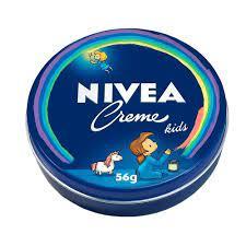 CREME NIVEA HIDRAT LATA KIDS 56GR
