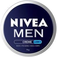 CREME NIVEA MEN 4EM1 LATA 75GR