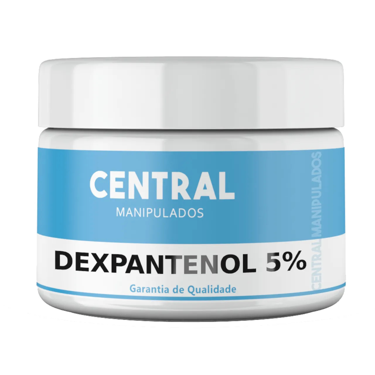 Dexpantenol 5% Creme 100g - Hidratante e Antioxidante, Espessura dos fios e Reduz a Porosidade, Sela as cutículas