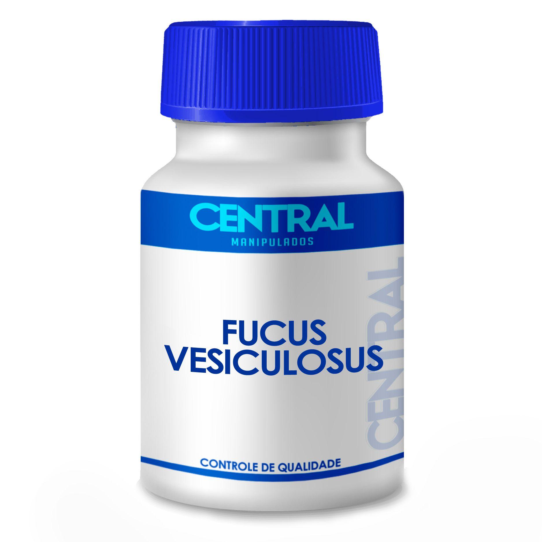 Fucus vesiculosus  150mg 30 cápsulas - Emagrecedor