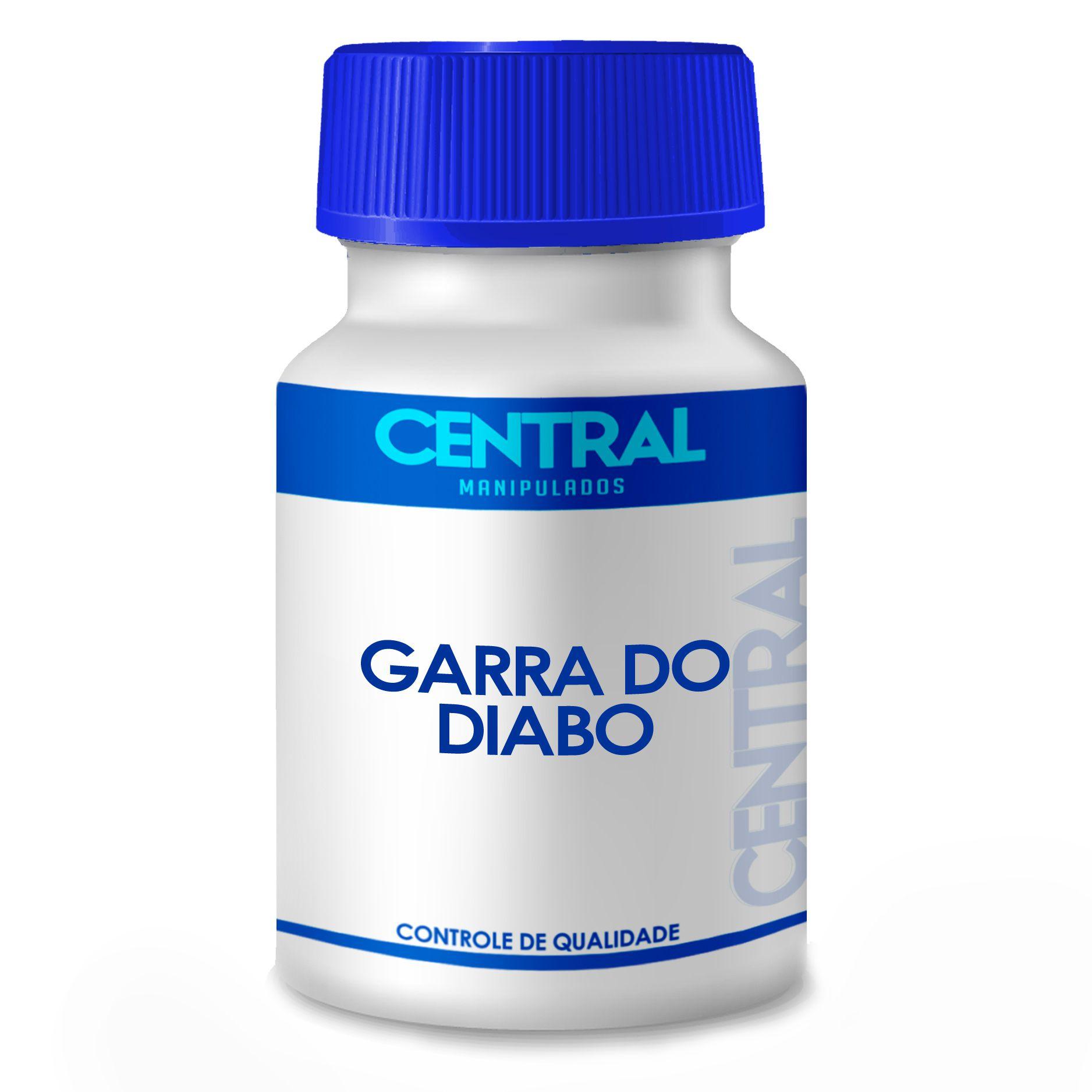 Garra do Diabo 400mg 30 cápsulas - Contra Dores Articulares
