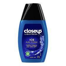 GEL DENTAL CLOSEUP FRESHAMPOO ICE 100G