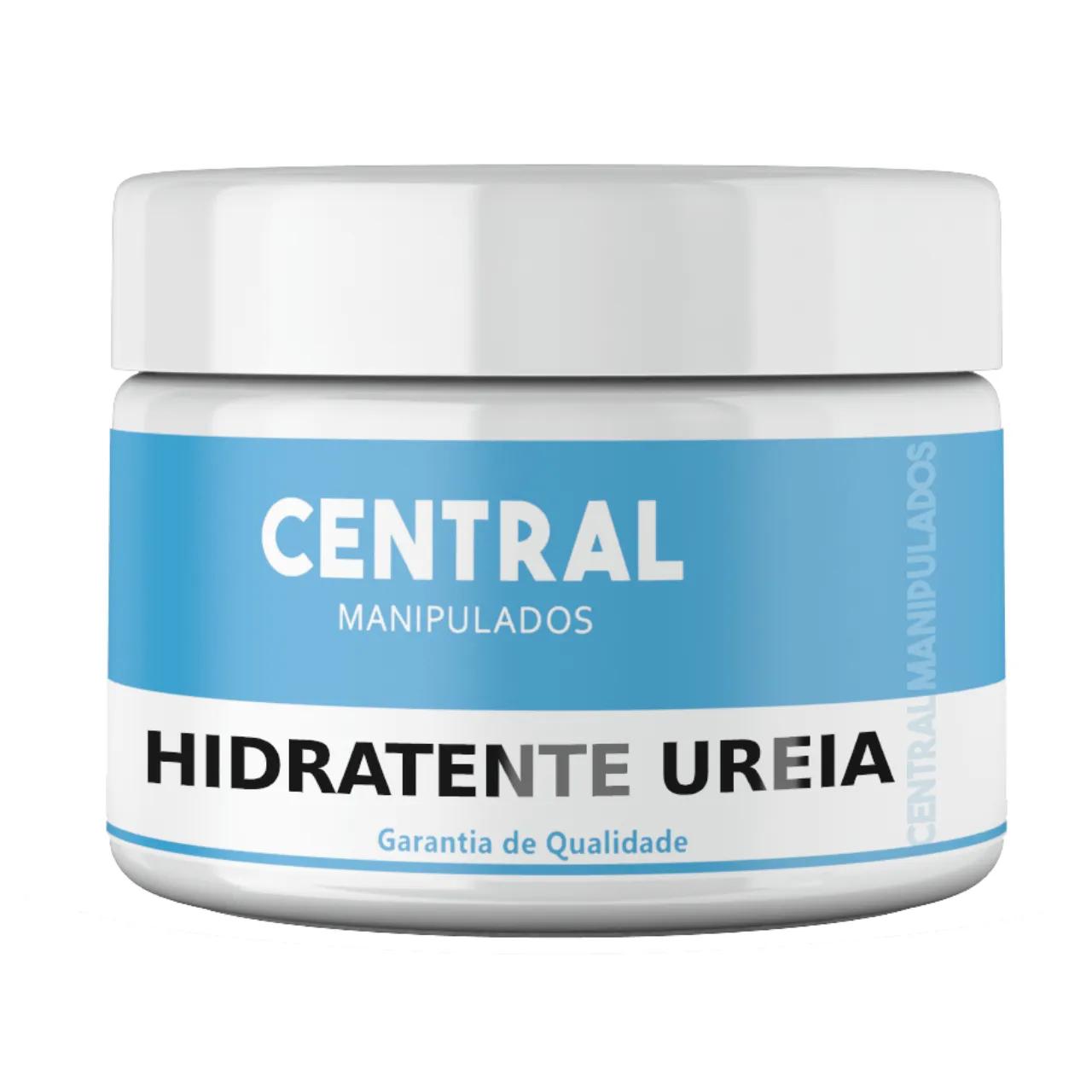 Hidratante Uréia 20% - Creme 500g - Hidratantação profunda, maciez e suavidade, reforçar a barreira cutânea