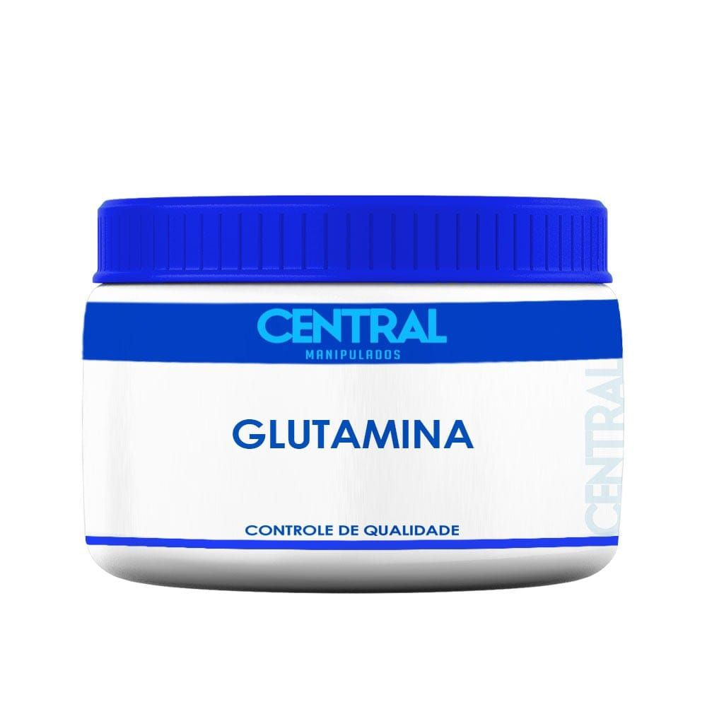 L-glutamina em Pó 300g- Ganho de Massa Muscular