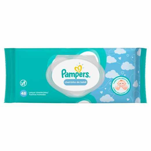 LENCO UM PAMPERS HIG COMP 4X48
