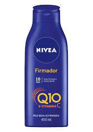 LOÇÃO  HID NIVEA FIR Q10 SEC 400M
