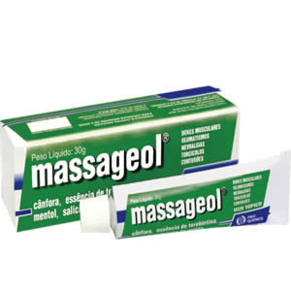 MASSAGEOL® POMADA 30G