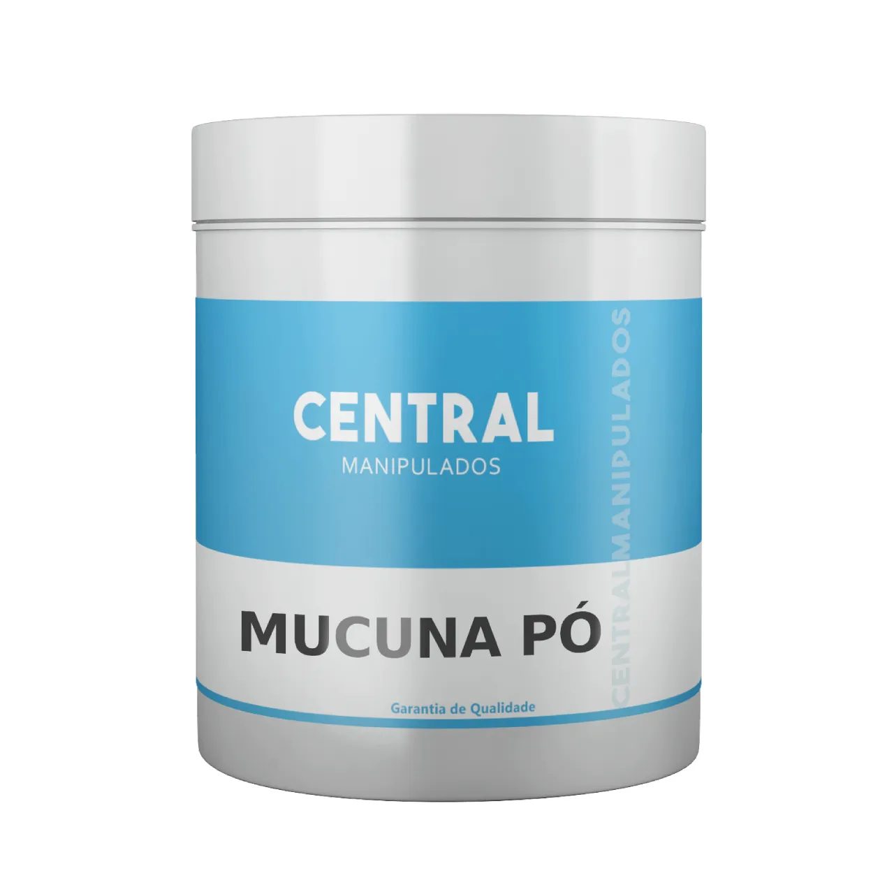 Mucuna Pruriens - 300g em Pó - Performance, Aumento da Testosterona, Saúde Sexual