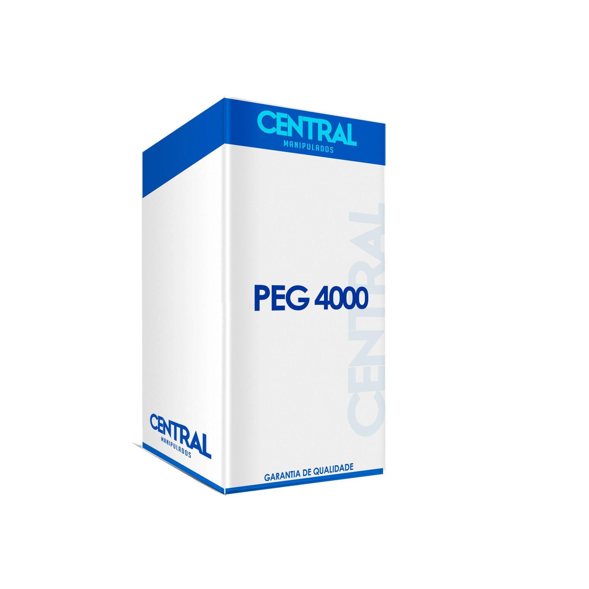 PEG 4000 - 150g com 60 Doses - Saúde Intestinal