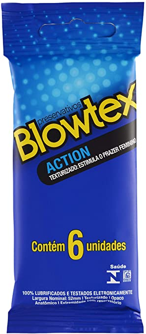 PRES BLOWTEX ACTION TEXT 6UN