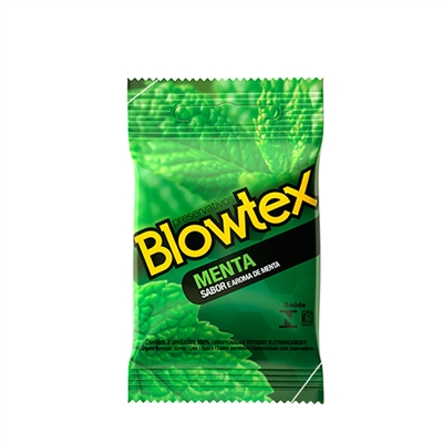 PRES BLOWTEX MENTA 3UN