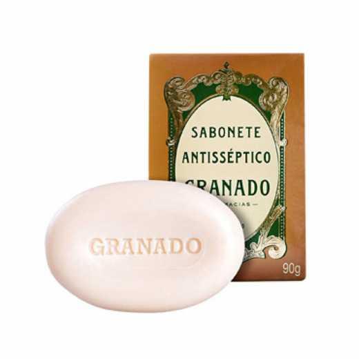 SABONETE  GRANADO ANTIS TRA 90G 12U