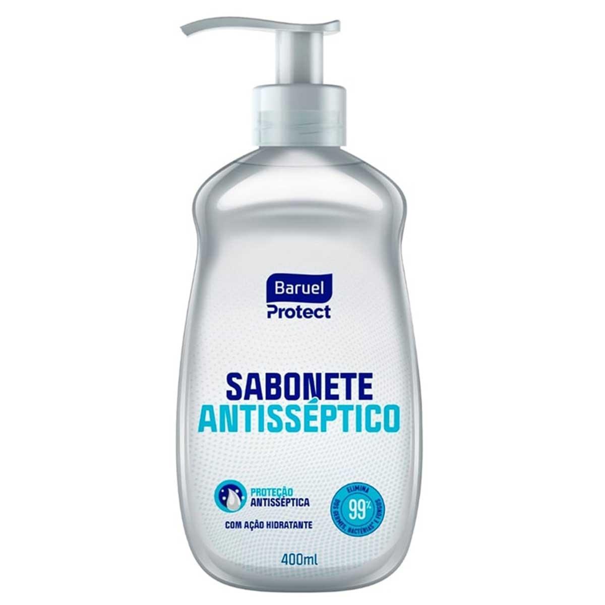 SABONETE  LIQ BARUEL ANTIS PROT 400M