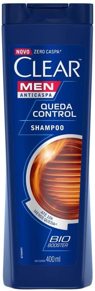 SHAMPOO CLEAR M QUEDA CONTROL 400ML