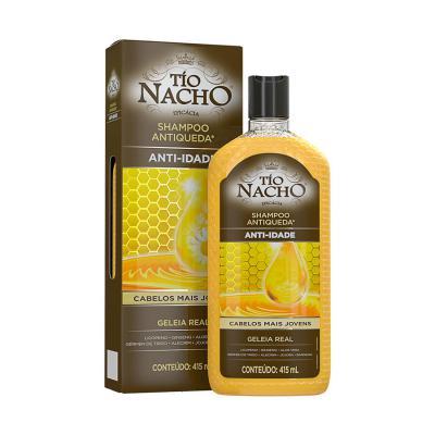 SHAMPOO  TIO NACHO A Q  IDADE 415ML
