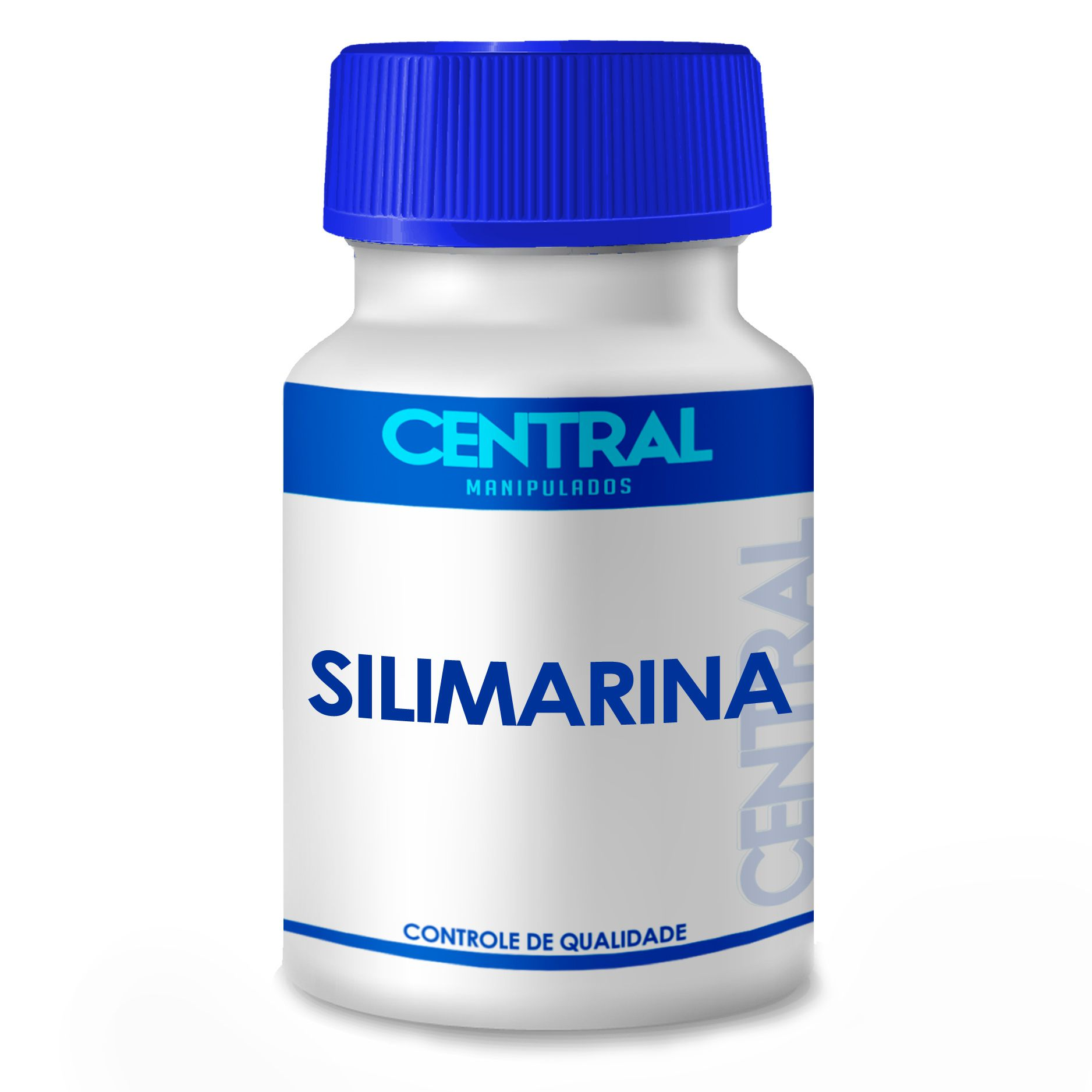 Silimarina 100mg 120 cápsulas - Protetor do Fígado