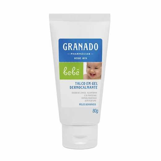 TALCO GRANADO BEBE SENSIV 80G