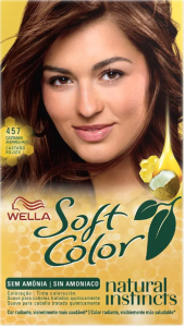 TINT SOFT COLOR 457 CAST AVERM