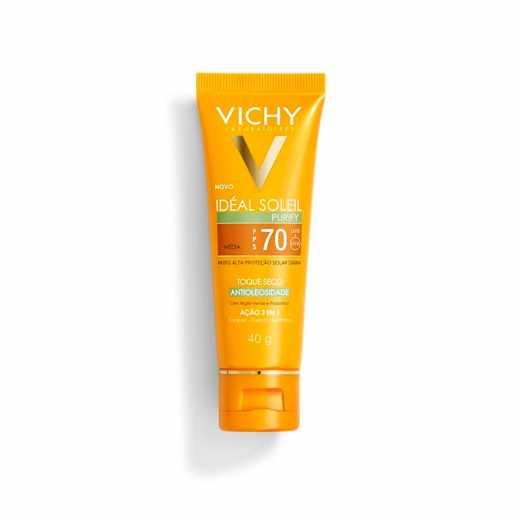 VCY ID SOL PUR MEDIA FP70 40G