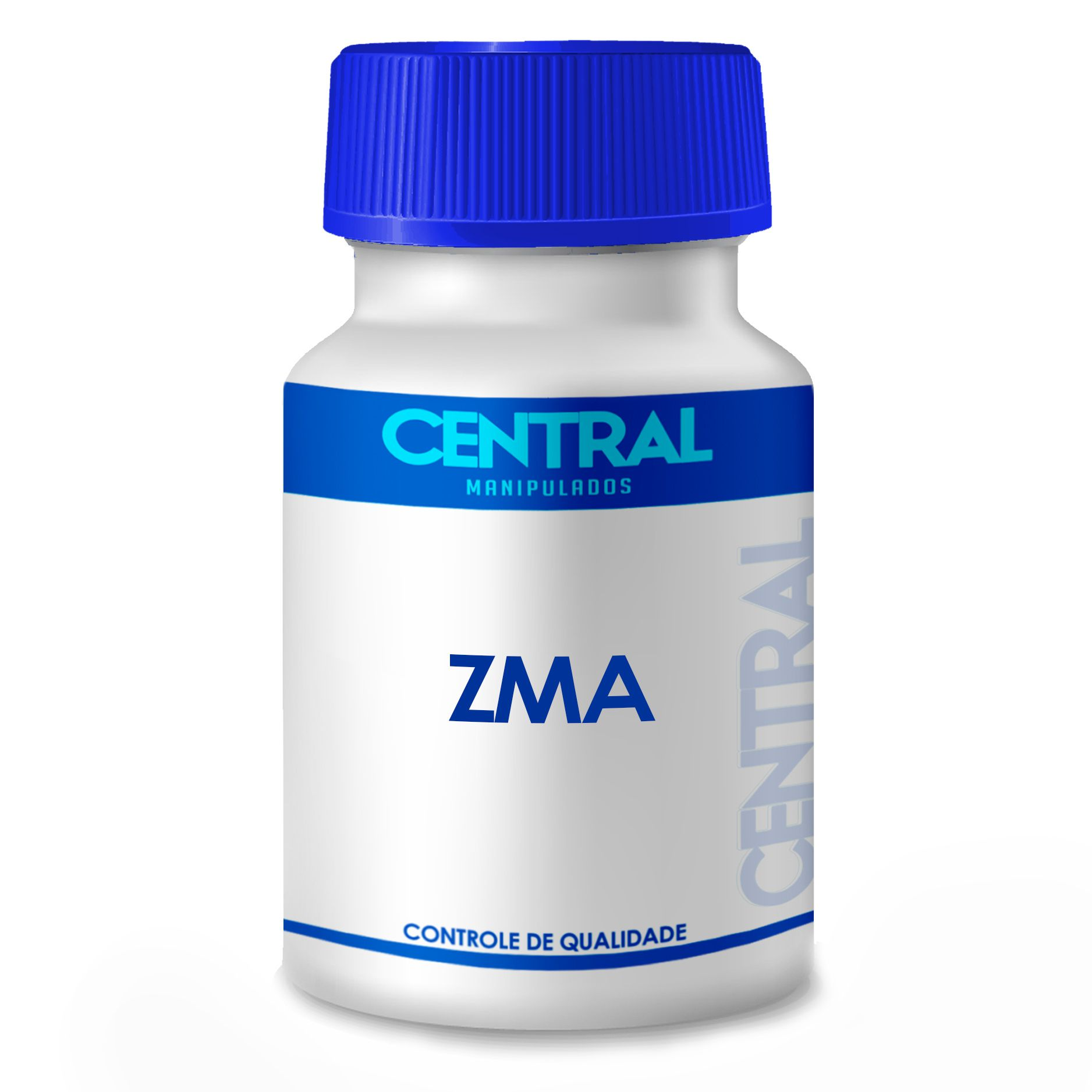ZMA Formula Optimun 90 cápsulas - Suplemento composto de zinco, magnésio e vitamina B6