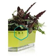 Jardineira Autoirrigável Verde Claro 40cm
