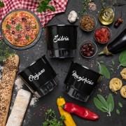 Kit Plantio Completo Gourmet Itália