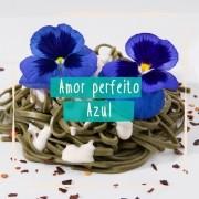 Sementes para plantar Amor Perfeito Azul Gigante Comestível