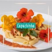 Sementes para plantar Capuchinha Comestível