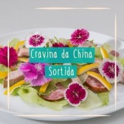 Sementes para plantar Cravina Comestível Sortida