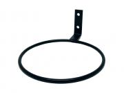 Suporte de Parede Pequeno Preto para Vaso Autoirrigável RAIZ N02