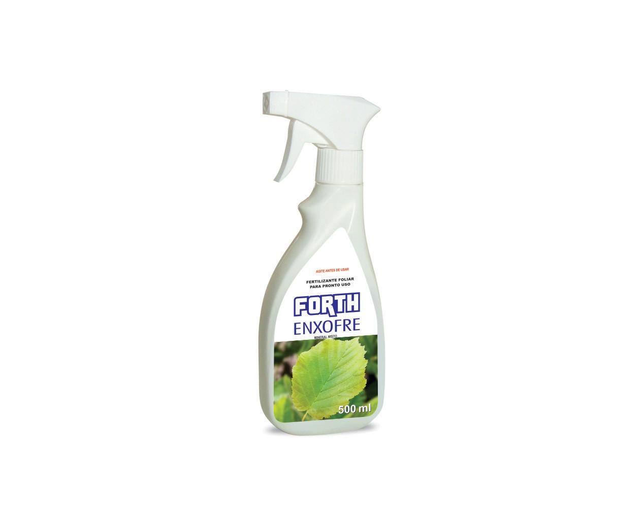 Fertilizante Forth Enxofre pronto para uso 500ml  - Vasos Raiz Loja Oficial