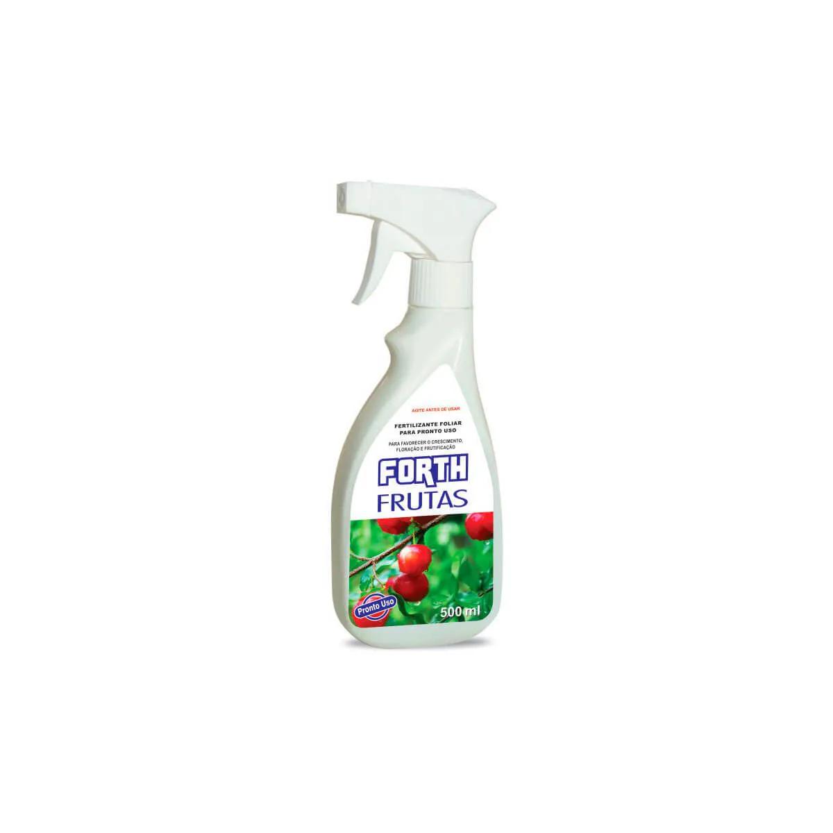 Fertilizante Forth Frutas pronto para uso 500ml  - Vasos Raiz Loja Oficial