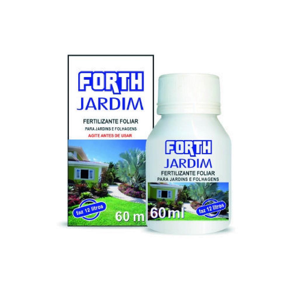 Fertilizante Forth Jardim 60ml  - Loja Raiz