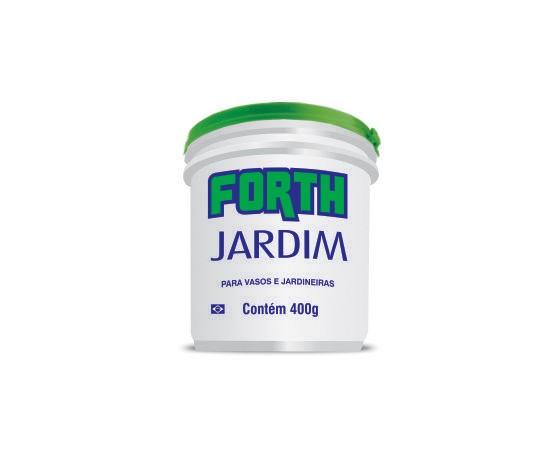 Fertilizante para plantas Forth Jardim 400g  - Loja Raiz