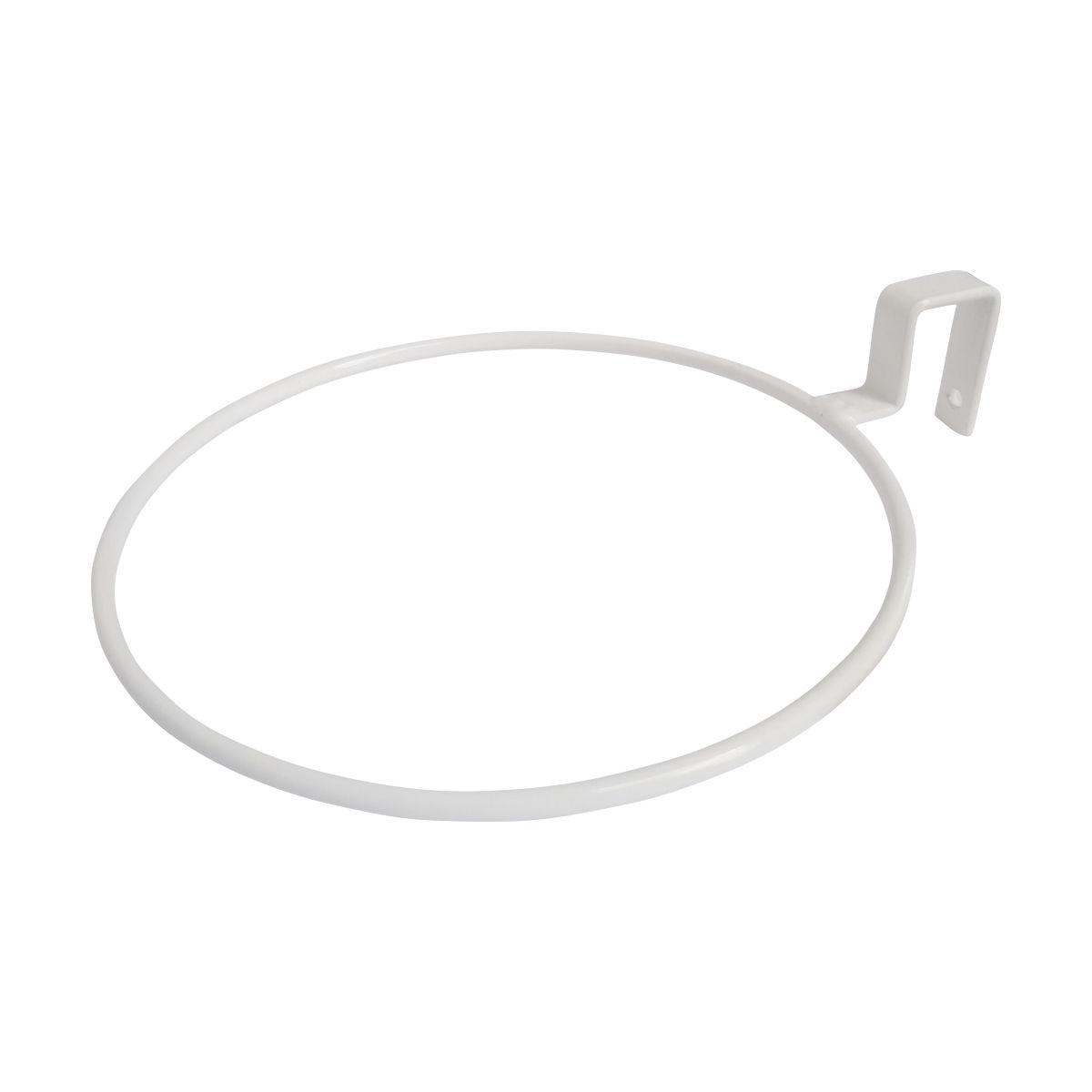 Suporte de Treliça Branco para Vaso Autoirrigável Pequeno RAIZ N02  - Vasos Raiz Loja Oficial
