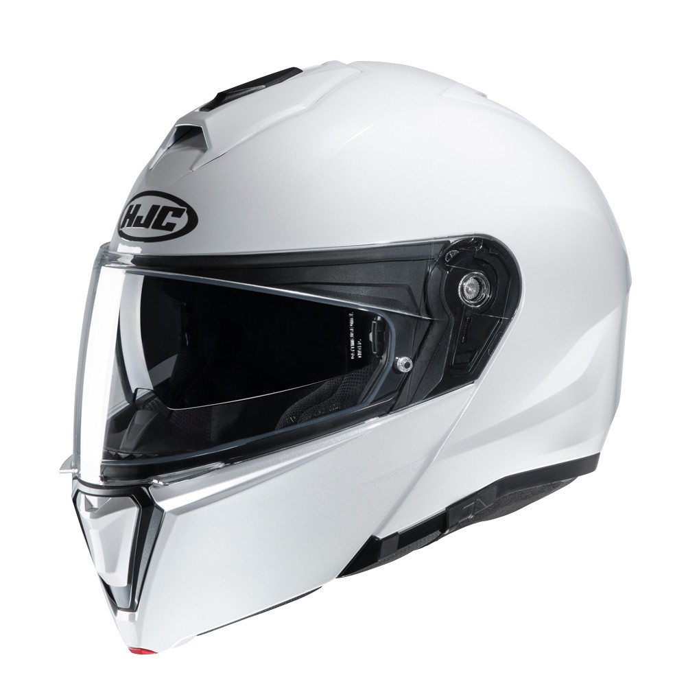 Capacete Hjc I90 Solido Branco 59