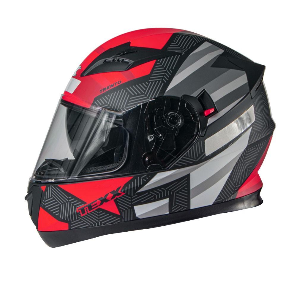 Capacete Texx G2 Trento Vermelho 56