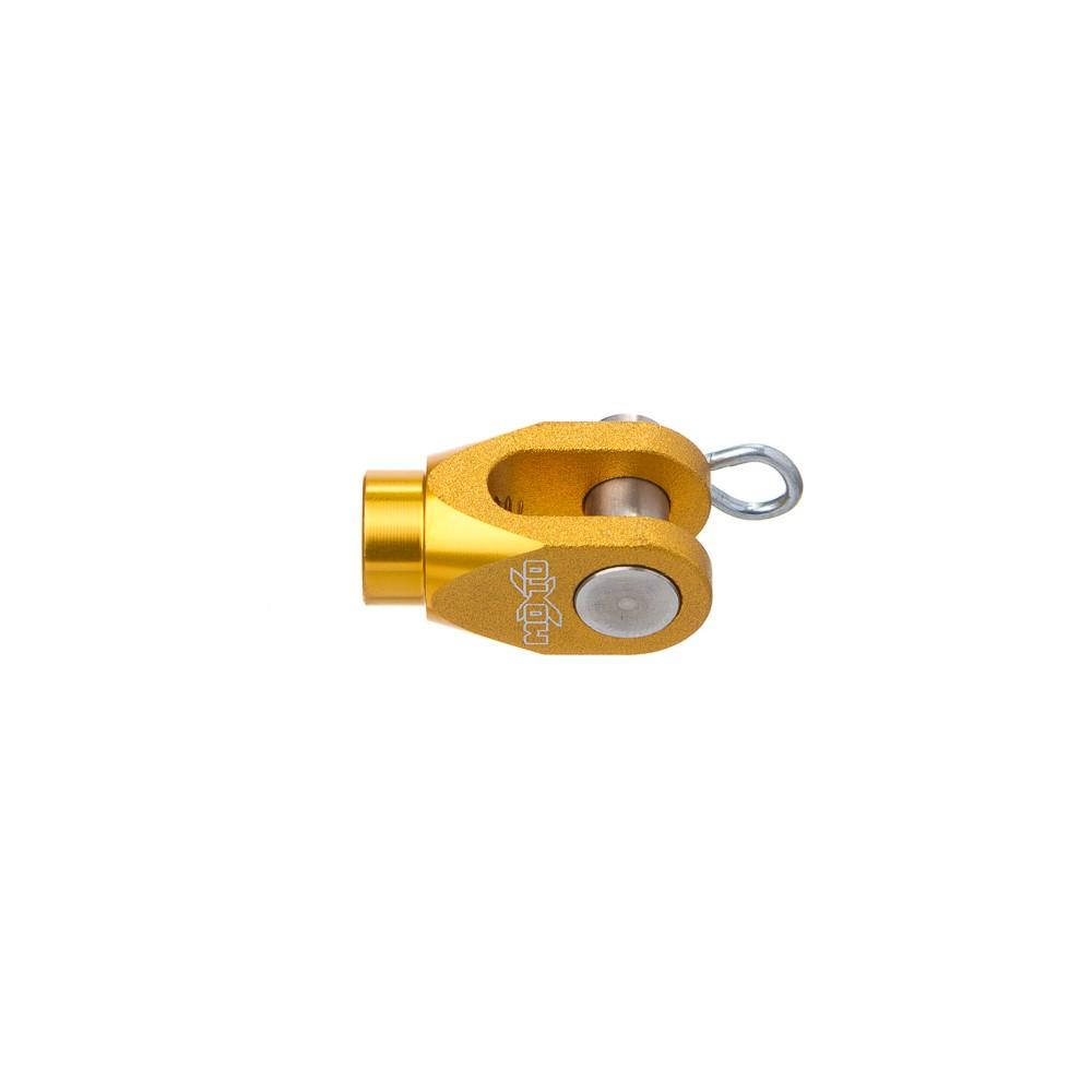 Grampo Pedal Freio Moto X Hon-Cbr250R 11> Dourado