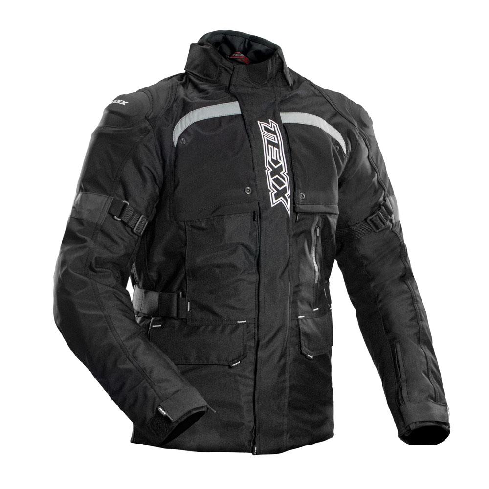Jaqueta Texx Armor Masculina Airbag Edition Black Xxxxl