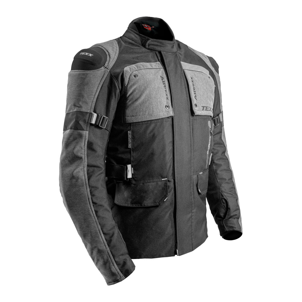 Jaqueta Texx Armor Masculina Cinza M