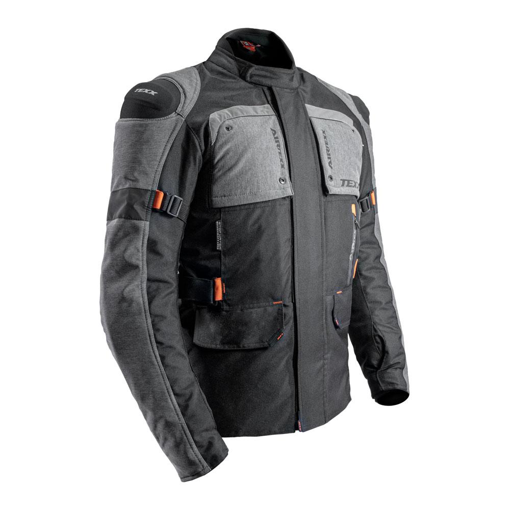 Jaqueta Texx Armor Masculina Laranja M