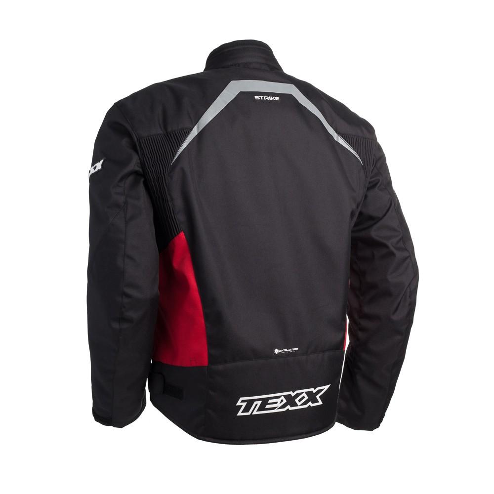 Jaqueta Texx New Strike Masculina Vermelha 3Xl