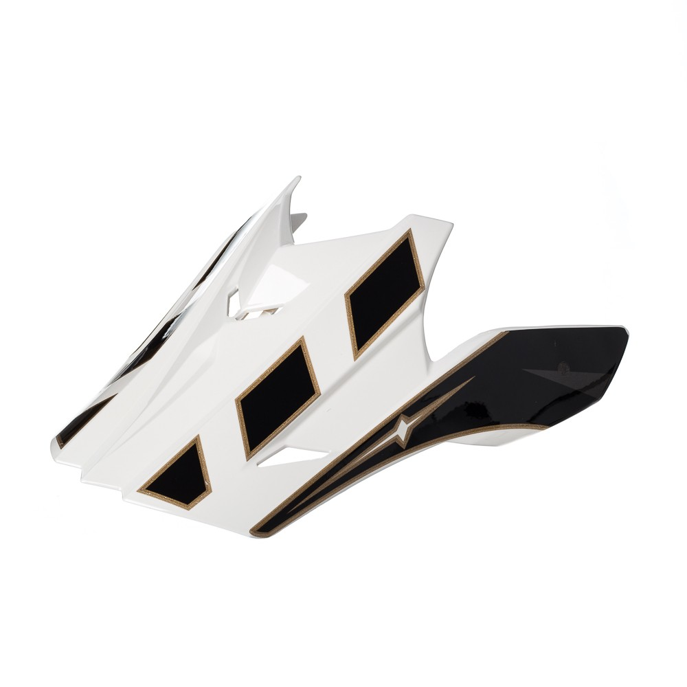 Pala Texx Mod Speed Mud Branco Metalico