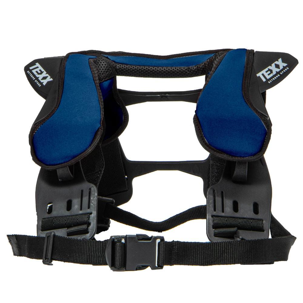 Protetor De Pescoco Texx - Neck-Brace - Azul