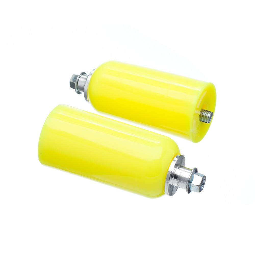 Slider Universal Bering Batente (Par) Unicolor Plastic Amare