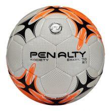 Bola Penalty Brasil 70 R3 IX Campo Branca e Amarela - Penalty 3c6996c6b68af