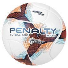 Bola Penalty Matís 500 Termotec VIII Futsal Branca e Laranja 09c480af641ac