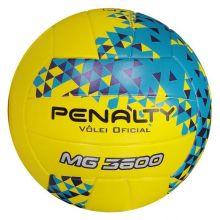 Bola Penalty Vôlei 3600 Fusion VIII Amarela a081d955a012c